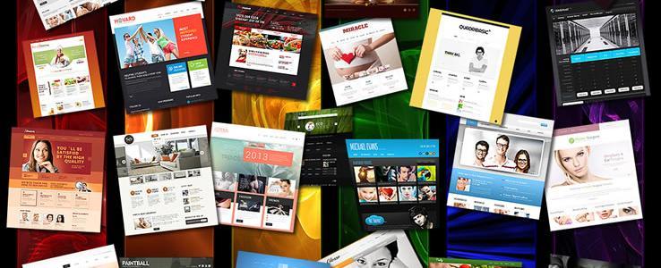 Páginas Web Económicas y Pre-Diseñadas